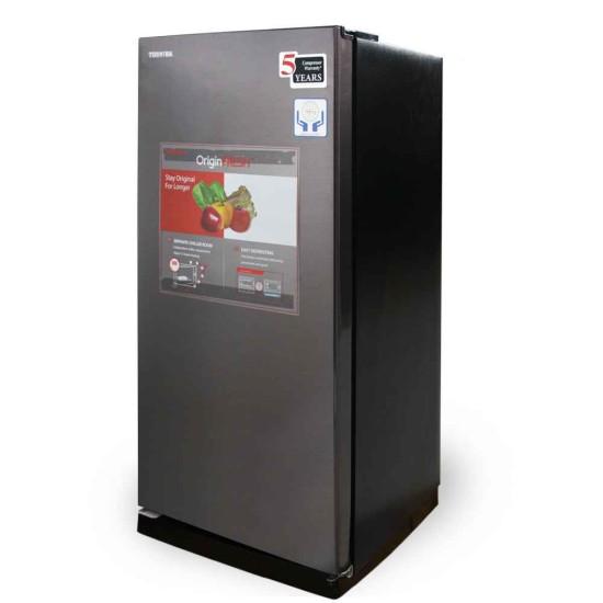 Toshiba Refrigerator 180 Liter GR-RD235CC-DMF Kulkas 1 Pintu