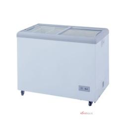 Chest Freezer Sliding Glass GEA 256 Liter SD-256