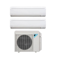 Daikin AC Outdoor Multi-S 2MKC20VVM4(15+20) (Unit Only)