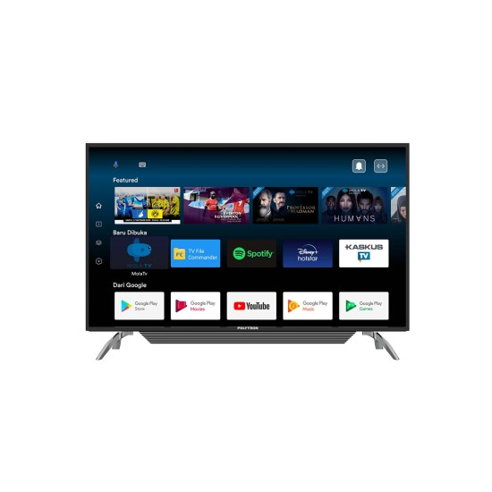 LED TV 43 Inch Polytron Full HD Android TV PLD-43AS1558/G