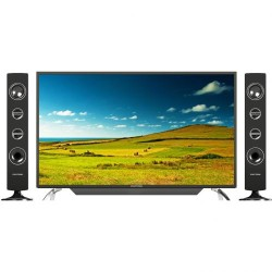 Polytron LED TV 43 Inch Full HD Cinemax Tower Speaker PLD-43TS153