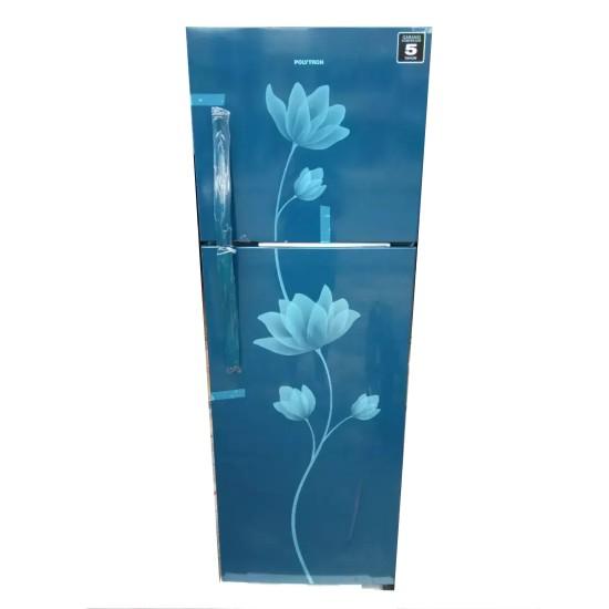 Polytron Refrigerator 240 Liter PRB-289B/R Kulkas 2 Pintu