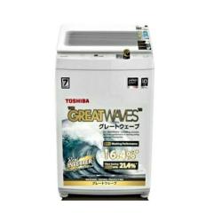TOSHIBA Top Loading 7 Kg AWJ-800AN Mesin Cuci