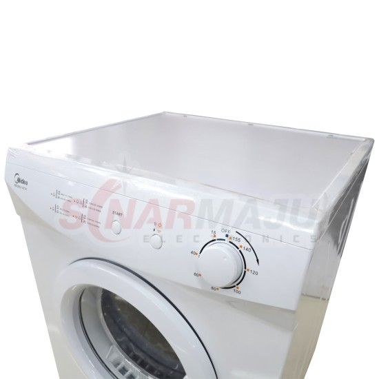 Dryer 6 Kg Midea Pengering Pakaian MDS60-V014
