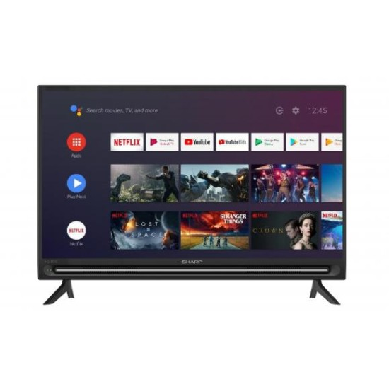 LED TV 32 Inch Sharp HD Ready Android TV 2T-C32BG1I