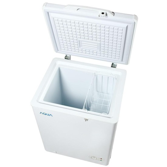 Chest Freezer 100 Liter Aqua AQF-100(W)