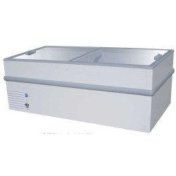 GEA Sliding Flat Glass Freezer Stella-200