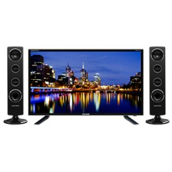 Polytron LED TV 32 Inch HD Ready Cinemax Tower Speaker PLD-32T1506/E