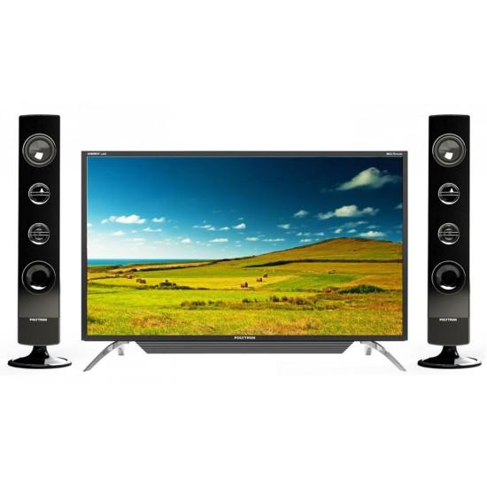 Polytron LED TV 43 inch PLD-43TS156 2 XBR Tower Speaker