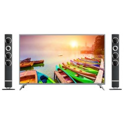 Polytron LED TV 55 Inch 4K UHD PLD-55UT8850
