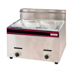 Gas Deep Fryer Low Pressure Getra GF-73 GF-73