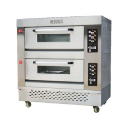 Gas Baking Oven Getra RFL-24PSS