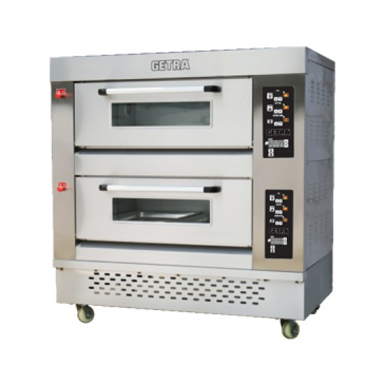 Getra Gas Baking Oven RFL-24PSS