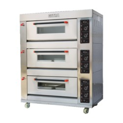 Gas Baking Oven Getra RFL-36SS