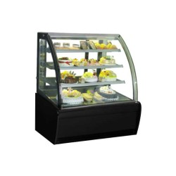 GEA Curved Glass Cake Showcase S-940A