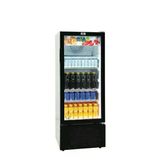 Showcase 1 Pintu RSA 192 Liter Display Cooler AGATE-200N