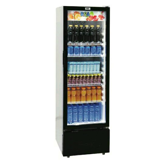 Showcase 1 Pintu RSA 282 Liter Display Cooler AGATE-300N