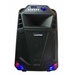 Asatron Portable Amplifier HT-8900 UKM Bluetooth Wireless mic