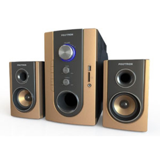 Polytron Multimedia Audio Speaker Portabel - PMA 9300