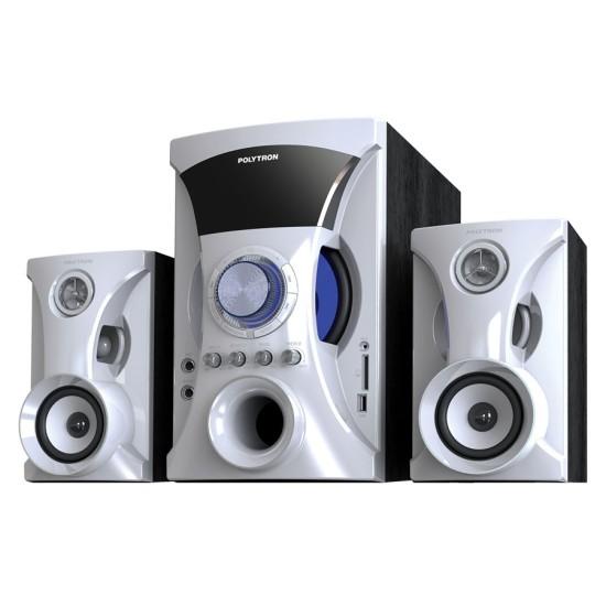 Polytron Multimedia Audio Speaker Portabel PMA-9505 Bluetooth