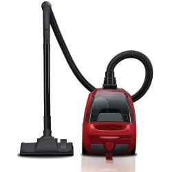 Vacuum Cleaner Sharp Bagless EC-NS18-BK/RD