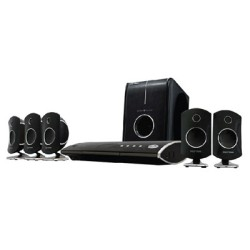 Polytron Home Theater PHT 500 - USB - Single Disc
