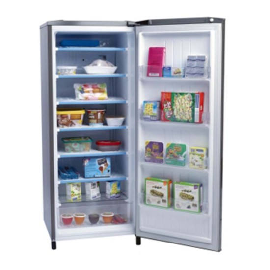 Up Right Freezer LG 171 Liter GN-INV304-SL