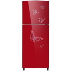 Sanken Refrigerator 230 Liter SK-G232A-BK/MR Kulkas 2 Pintu