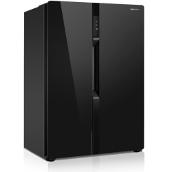 Polytron Refrigerator PRS-450B Kulkas Belleza Side By Side