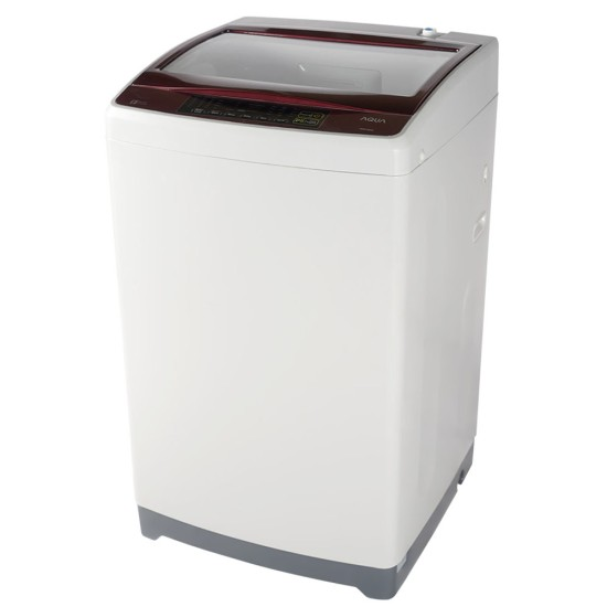 Mesin Cuci 1 Tabung Aqua 9 Kg Top Loading AQW-98DD