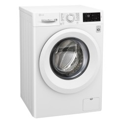 LG Mesin Cuci 1 Tabung 8 Kg Front Loading FC-1208N5W