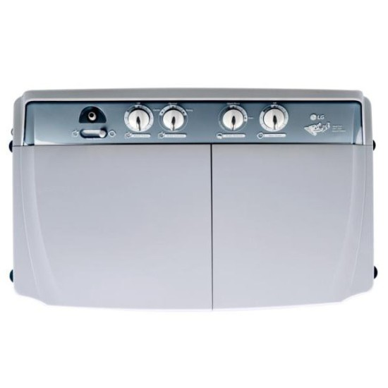 LG Mesin Cuci 2 Tabung 16 kg P160R