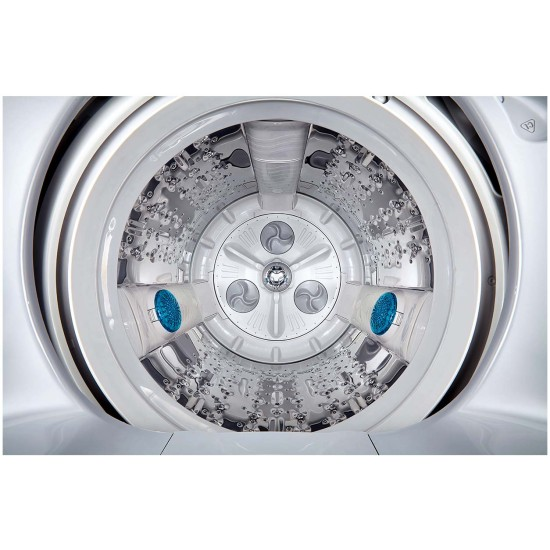 LG Mesin Cuci Top Loading 7,5 Kg T2175VSAM Smart Inverter