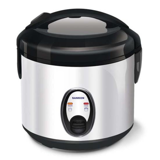 Sanken Rice Cooker 1 Liter SJ-130SP